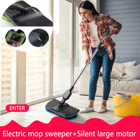 Wonderlife Charging Electric Mop Hand Held Wireless Electric Rotating 360 Degree Mops Machine Household Cleaning Helper швабра