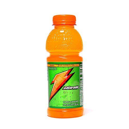 Gatorade Arancione