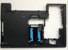 ใหม่สำหรับLenovo ThinkPad L560แล็ปท็อปด้านล่างกรณีฝาครอบหน่วยความจำโฮสต์Bracket D Shell 00NY583 00NY584