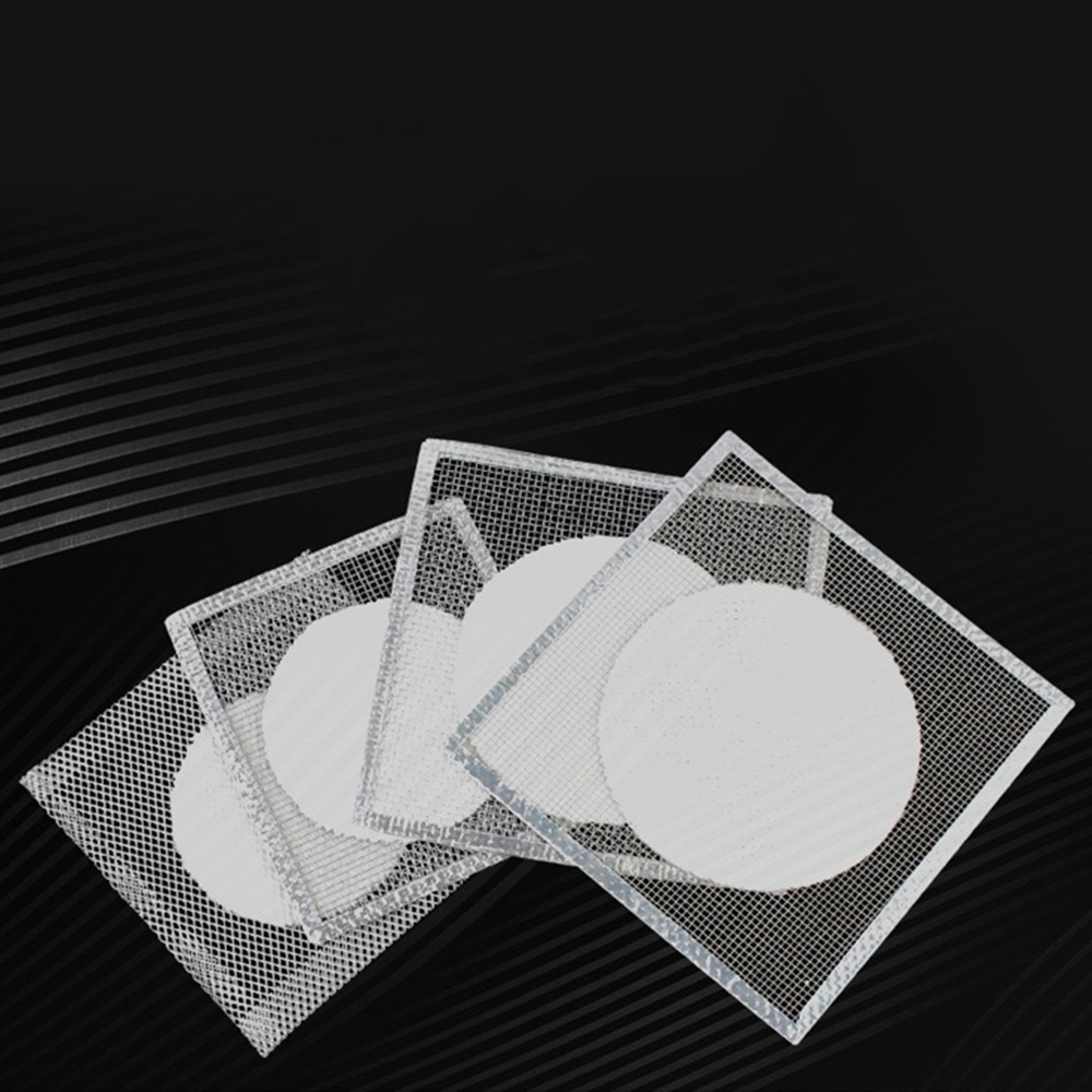 12.5cm15cm20cm Asbestos Mesh Insulation Net Heating Asbestos Gasket Chemical Experiment Equipment