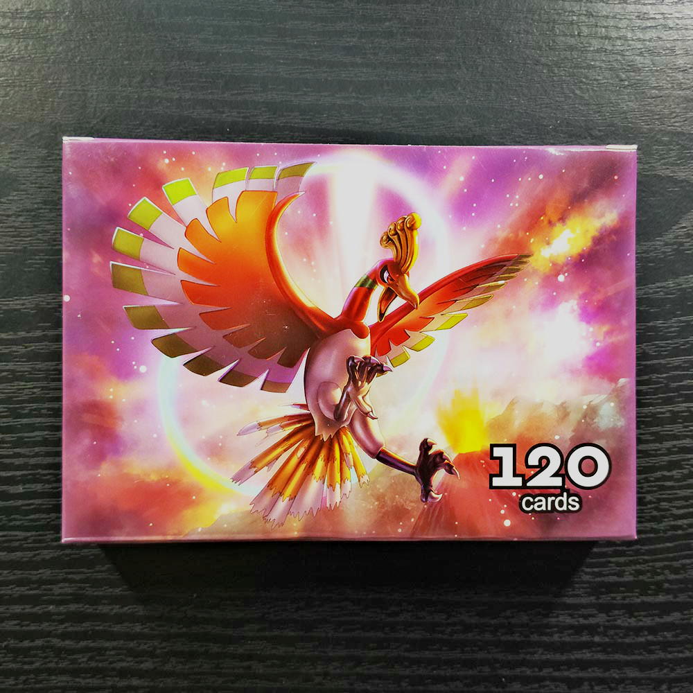 TAKARA TOMY Pokemon 120pcs Flash Cards 109 GX 11 Trainer Collections Battle Shining Card Board Game Children Toys Gifts