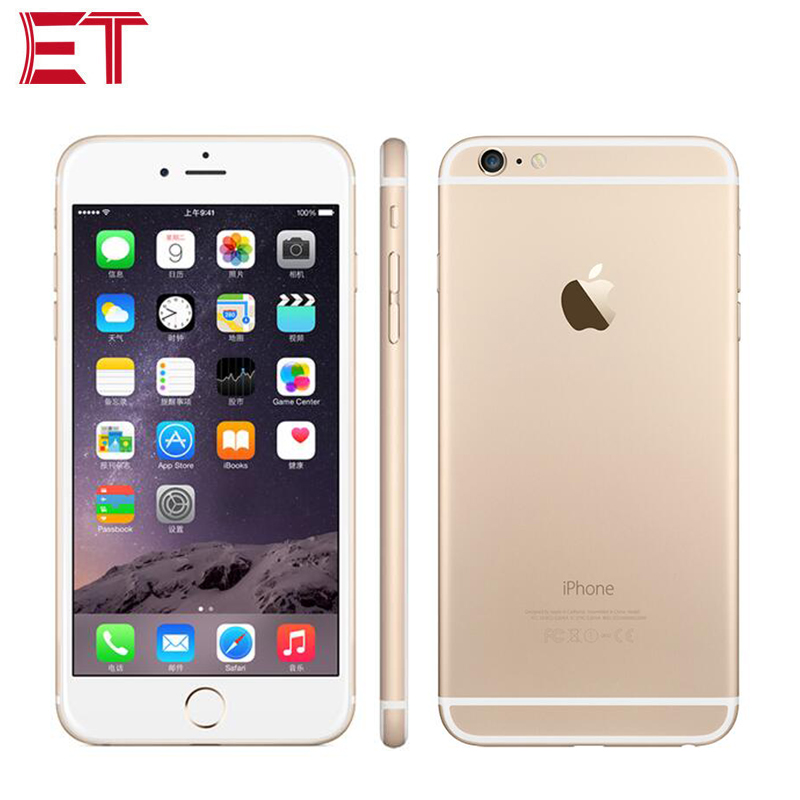 T-Mobile Version Apple Iphone 6 Plus A1522 LTE 4G Mobile Phone 1GB RAM 16/64/128GB ROM 5.5