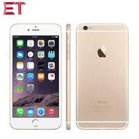 T Mobile Version Apple iphone 6 Plus A1522 LTE 4G Mobile Phone 1GB RAM 16/64/128GB ROM 5.51080x1920p 2915mAh DualCore iOS Phone