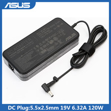 PA-1121-28 ADP-120RH B Зарядное устройство переменного тока для Asus N750 19V 6.32A 120W 5,5*2,5mm адаптер для ноутбука Asus N750 N500 G50 N53S N55