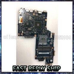 SHELI dla Toshiba nowy Laptop płyta główna L850 C850 H000052750 PGA989 HD 1GB HM76 płyty głównej