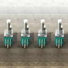 4 Cái/lốc DCS1089 Không Gian Tăng Viền Gian Hàng Potmeter Cho PioneerDJM800 DJI 800