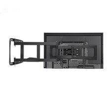 BEISHI 50 80 tv 벽 장착 브래킷 각도 조절 가능 4 암 강력한 TV 브래킷 최대 80kg VESA 100*100 ~ 600*400