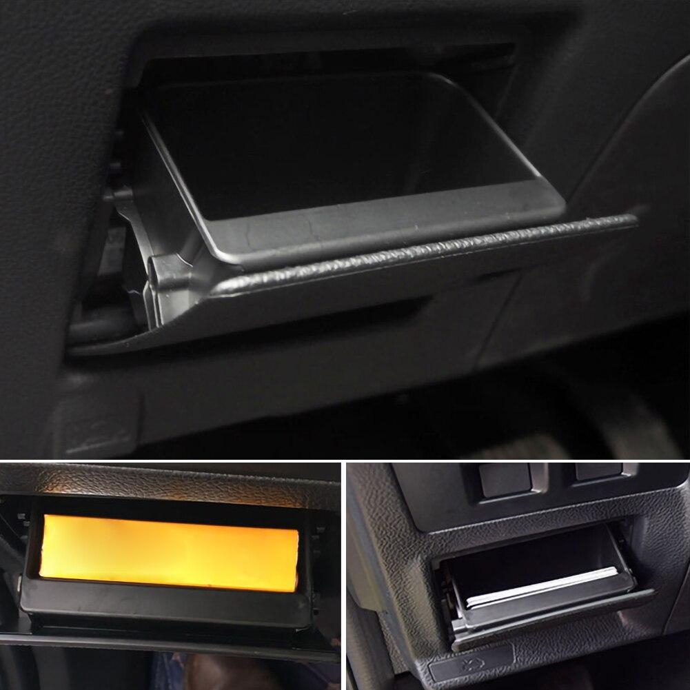 1pc Car Fuse Box Coin Container Bin Storage Tray Holder Xv Impreza Wrx High Quality Material Durable For Subaru Auto Accessories