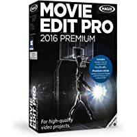 MAGIX Movie Edit Pro 2016 Premium life time