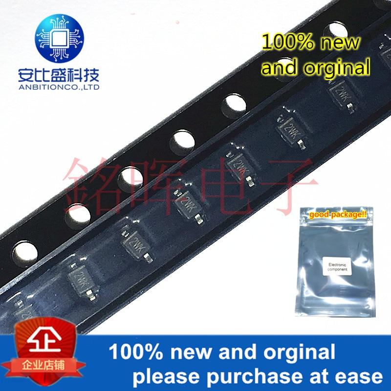 20pcs 100% New And Orgianl BZT52B16S Silk-screen 2WK 16V SOD323 0805 2% In Stock