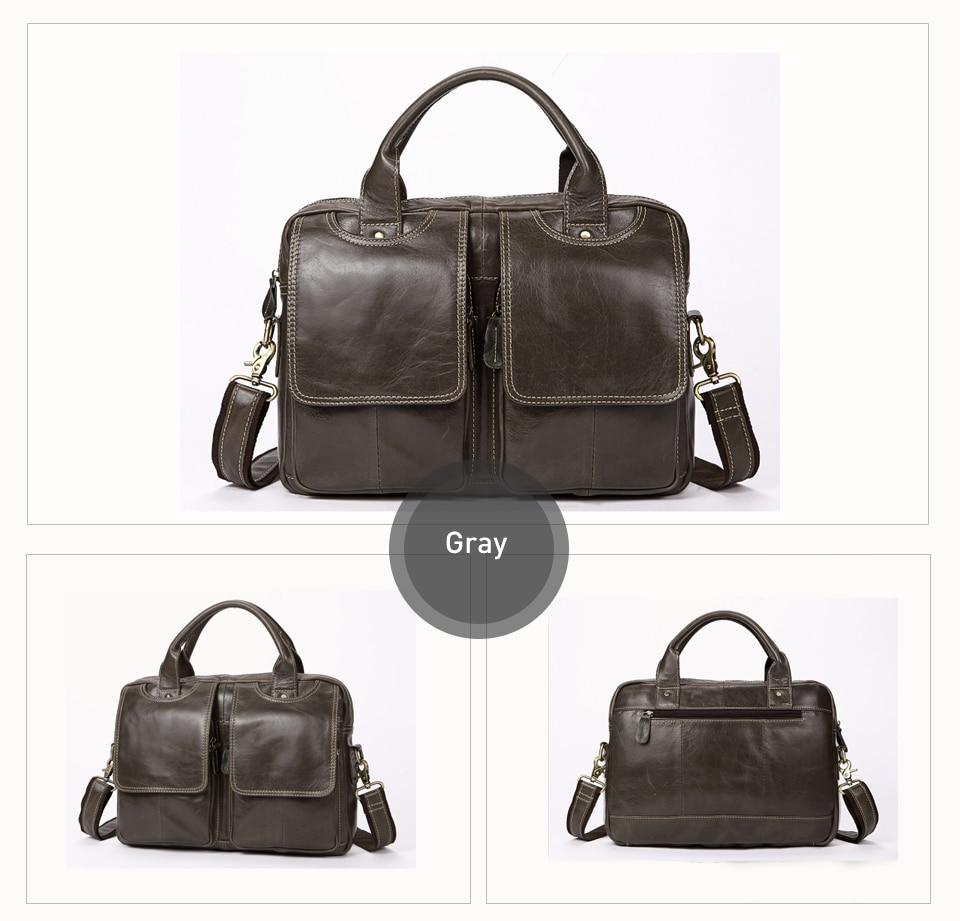 H2d1720b1f31f451bb4c3dd0e9834cf4eW MVA men's bag/briefcase leather office/laptop bag for men's genuine leather bag business document man briefcase handbag 8002-1
