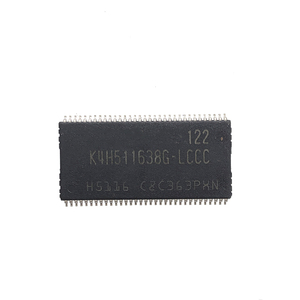 Image 4 - 5 個 K4H511638G LCCC TSOP 66 K4H511638G tsop 新とオリジナル