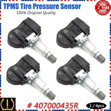 Xuan tpms sensor de pressão dos pneus monitor sistema 407000435r para renault laguna megane iii van fluência cênica zoe latitude 433mhz