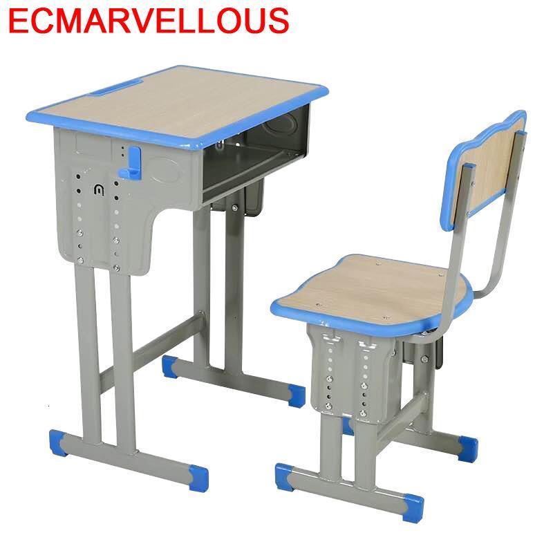 Enfant Desk Tavolo Bambini Children Escritorio Y Silla Pupitre And Chair Adjustable Kinder Mesa Infantil For Kids Study Table
