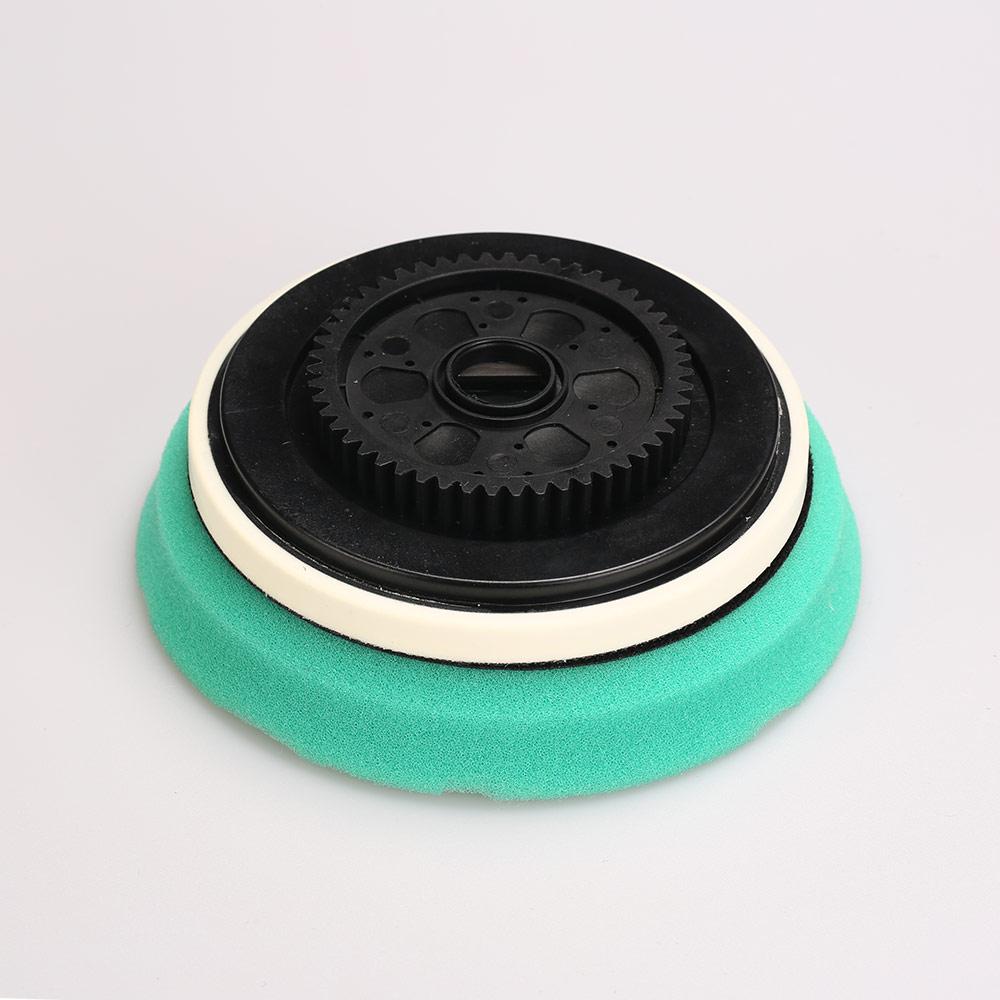 orbital polisher backing plate