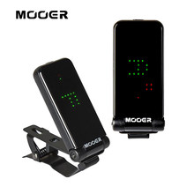 MOOER CT-01 features fast and accurate tuning High Precision Chromatic LCD Display Guitar Tuner for Guitar Bass(China)