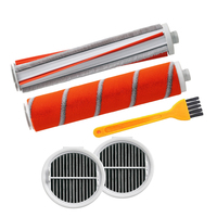 Cleaning Floor Carpet Brushes Filters Kit For Xiaomi Roidmi F8 Vacuum Cleaner