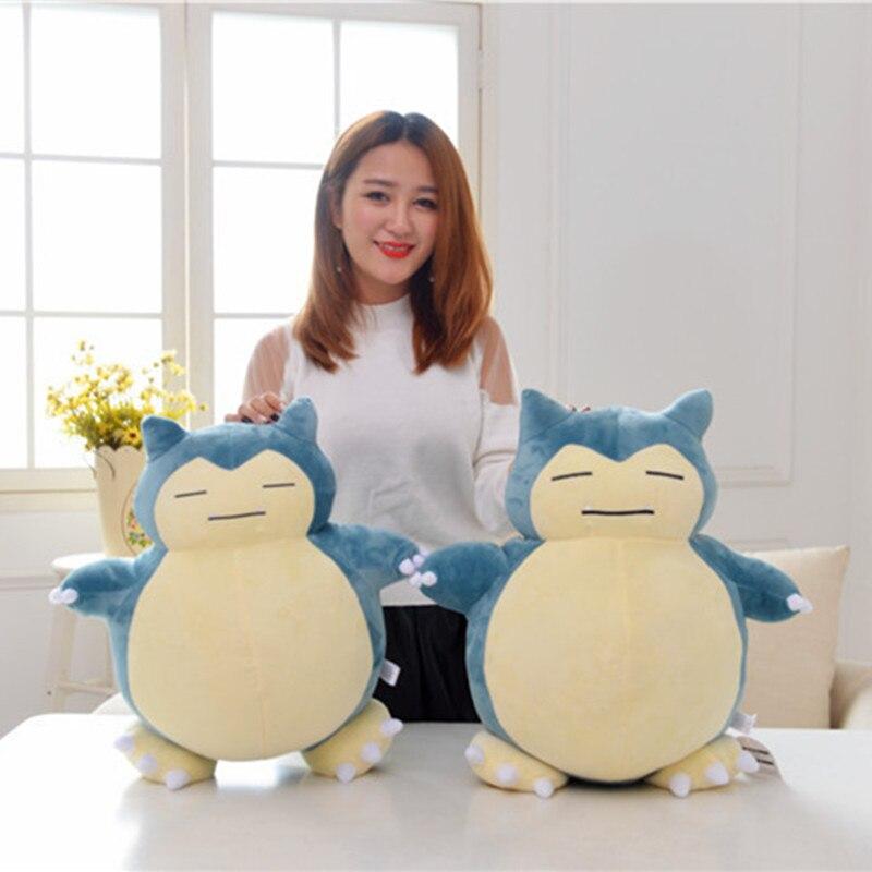Stuffed Animals Pocket Monster Pet Pokemon Baby Kabi Animal Plush Toy Doll For Children Kids Girl Gift