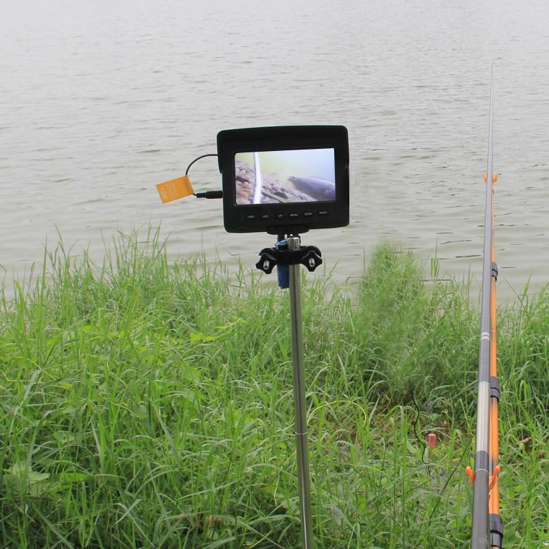 YSB-TYP Fisch Finder Kamera Unterwasser Eis Angeln Kamera 4,3