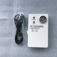 Groothandel 20pcs TM1 programmeur kopieermachine iButton key reader id kaart copier TM elektronische key lees schrijf copier-in Controle Kaartlezers van Veiligheid en bescherming op