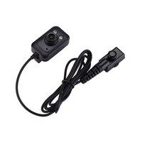 Boblov Externe Infrarot Nachtsicht Objektiv 45.3dB für Sicherheit Kamera Mini Durable Tragbare Extra Kamera Für Polizei Kamera HD66-in Überwachungskameras aus Sicherheit und Schutz bei