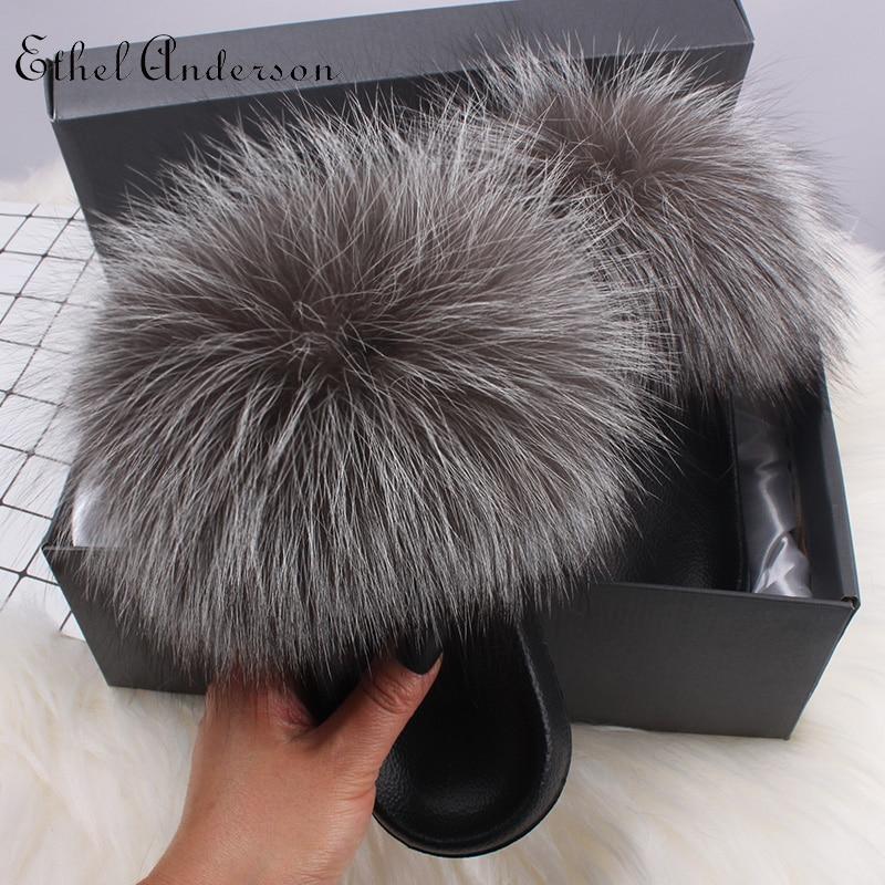 Silver Fox Fur