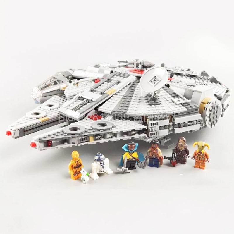 75257-star-wars-falcon-vaisseau-de-guerre-vaisseau-spatial-pvz-r2-d2-1351-pieces-blocs-de-construction-briques-jouets-ensembles-compatibles-font-b-starwars-b-font