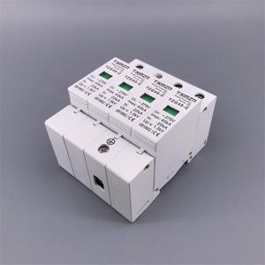 Image 4 - Dispositif de protection contre les surtensions à basse tension, AC SPD 4P, 20ka ~ 40ka, 275V