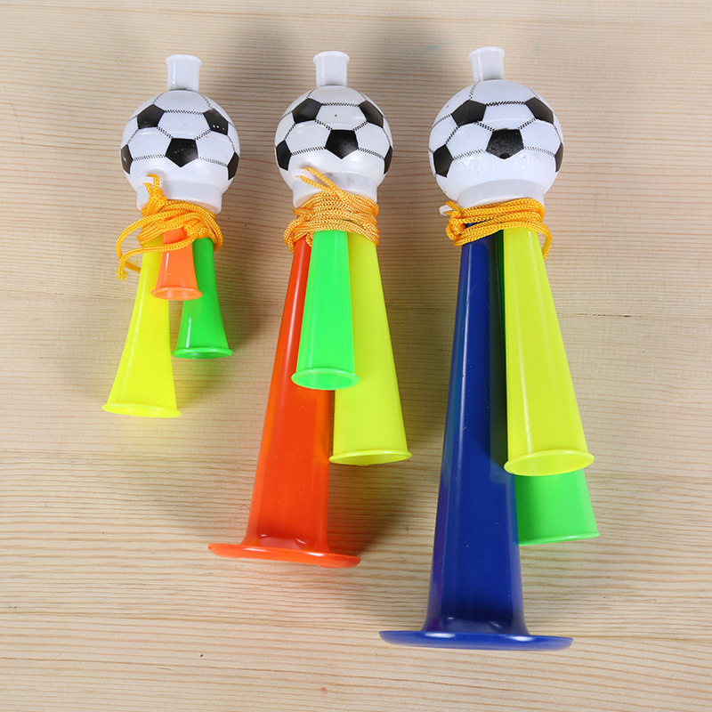 Football Trumpet Games Cheering Props Come On Atmosphere Activity Supplies Concert Party Game CHILDREN'S Toy