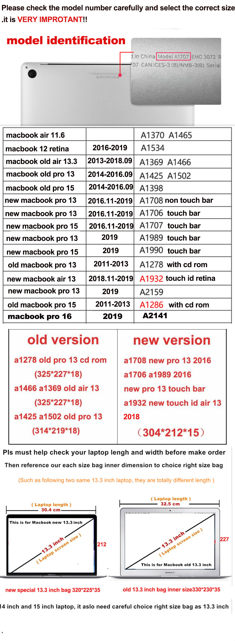 Waterproof Laptop Bag 15.6 For Dell Asus Lenovo HP Acer Women Notebook Bags 14 Inch Laptop Sleeve For Macbook Air Pro 13 13.3