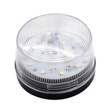 Сигнальный стробоскоп, светильник светодиодный 12 В 24 В 220 В, световой индикатор, светильник светодиодный, маленький мигающий светильник, сиг...