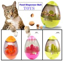Treat ball dog toys Pet increases IQ interactive food dispensing for small-medium sized dogs cats Fits most small treats