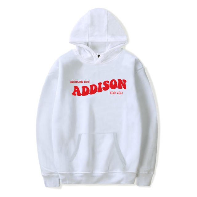 ADDISON FOR YOU THEMED HOODIE (13 VARIAN)
