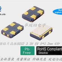 5 шт. и OSC активный SMD кристалл 5032 5x3,2 мм 65,536 м 65,536 МГц маленький размер
