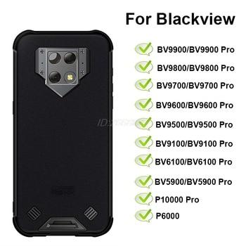 Перейти на Алиэкспресс и купить Для Blackview BV9900 BV9800 BV9700 BV9600 BV9500 BV9100 BV6800 BV6100 BV5900 Pro силиконовый чехол Blackivew P6000 P10000 Pro