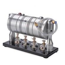 Модель с паровым двигателем бойлер парогенератор паровой котел
