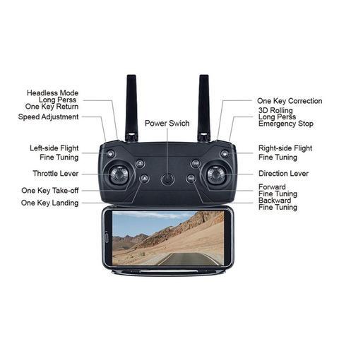 fpv drones quatro canais 6 axis giroscopio gesto