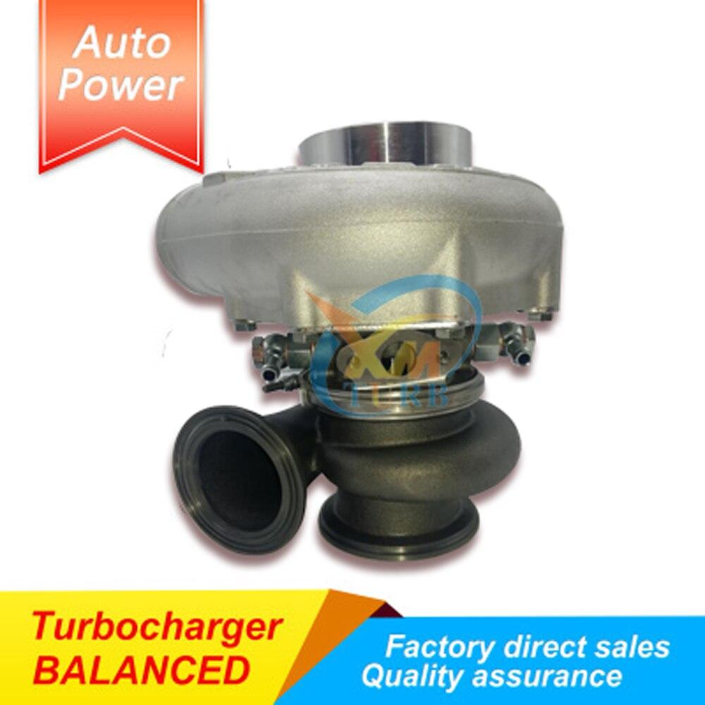 T51R Turbo Cho Hoàn Tất Việc Tái Trang Bị Xe Đua
