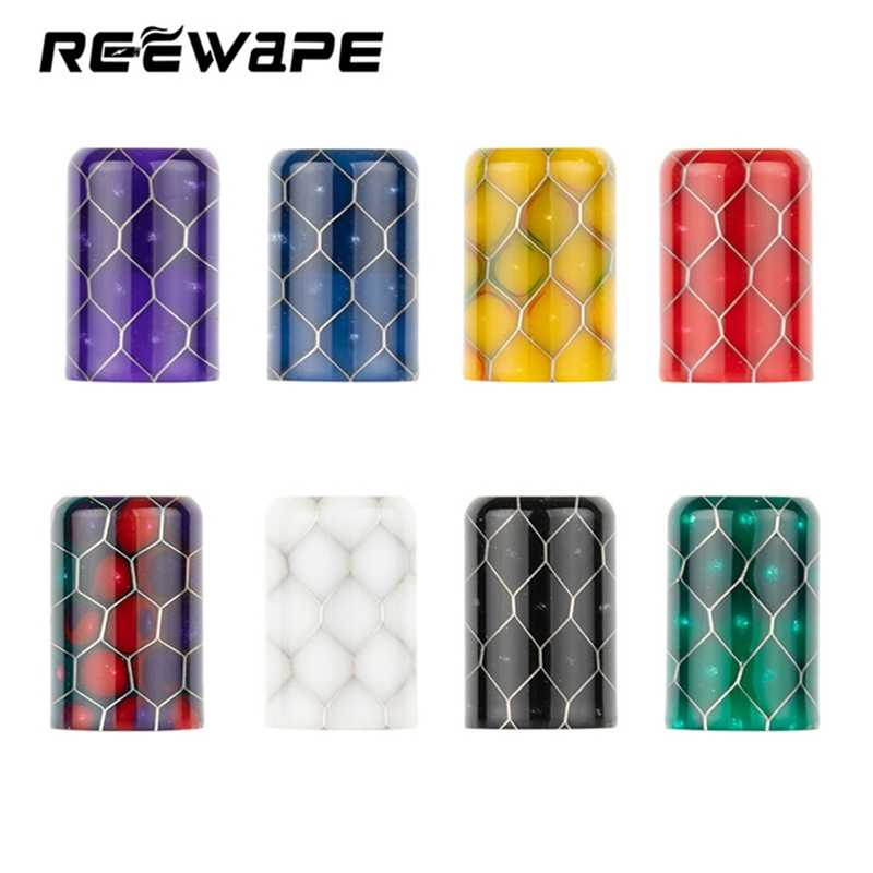 Delrin Honeycomb Resin Drip Tip For Smoant Pasito Pod