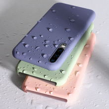 Liquid Silicone Case For Huawei P30 Lite