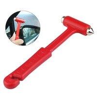Tragbare Mini Auto Sicherheit Hammer Leben-Saving Flucht Hammer Schneiden Messer Multi Tool Auto Fenster Gebrochen Notfall Glas Breaker