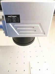 Image 5 - 50W Split Fiber Laser markering Machine Metalen Markering Machine Laser Graveur Machine Rvs