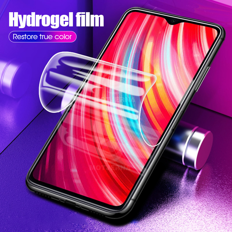 Soft Hydrogel Film For Xiaomi Redmi 8 Redmi8 Not Glass Red Mi Note 8 Note8 Pro 8Pro Xiomi Redmi Note 8 Pro Screen Protector Film