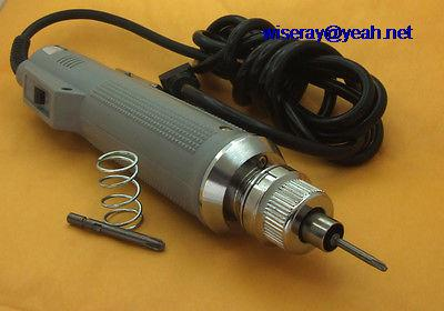 DHL/EMS 5 DC 18V 30V 36V High Quality Electric Screwdriver Tool For Screwdriver Diameter  4mm Plug-A7