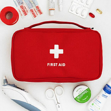 Bag Travel-Rescue-Bag First-Aid-Kit Medine Survival Outdoor Pouch Portable Car-Bag Empty