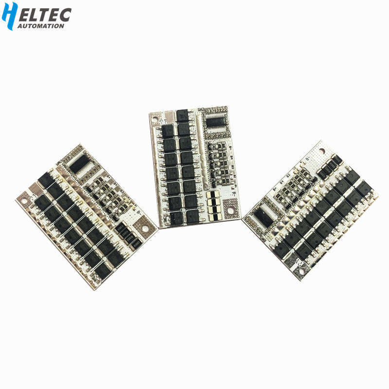 3S/4S/5S Balance BMS 12V 16.8V 21V 100A Lifepo4/Lithium Iron Phospha/LFP Battery Protection Circuit Board  Charging Module