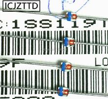 10PCS Original 1SS118 1SS119 FAZER-34 1SS120 ISS120 1SS120TA 1SS120TD DO34 FAZER-35 DO35 S118 S119 S120