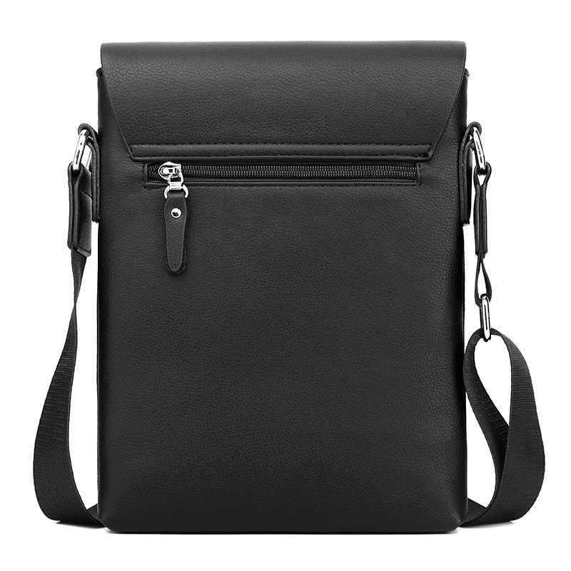 Vicuna Polo Man Lederen Tas Klassieke Plaid Ontwerp Leisure Zakenlui Schouder Cross Body Bags Messenger Bags Bolsos Hot verkoop