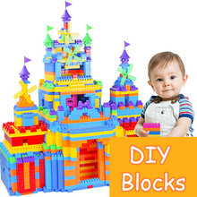 Bricks Diy 880pcs Building Blocks Educational Toys Size 3 Years Old Play Toy Pcs Building City Constructor Toys For Girls Boys hc magic diamond building blocks bricks cartoon money pot pikachu anmie build blocks educational toys for boys girls children