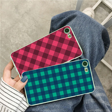 Phone Case for iPhone XR 8 7 6 6s Plus XS MAX X Transparent Soft TPU Silicone Mesh fringes For 5 5S SE